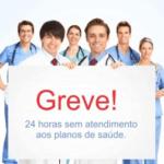 Greve de Médicos de Plano de Saúde